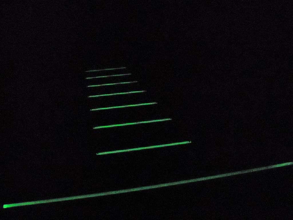 Uimaportaat jossa LED valot myös veden alla